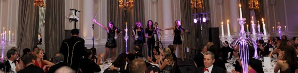 Hire Electric String Quartet London - Electric String Trio with Saxophone