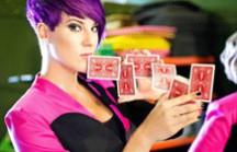 Hire Female Magician