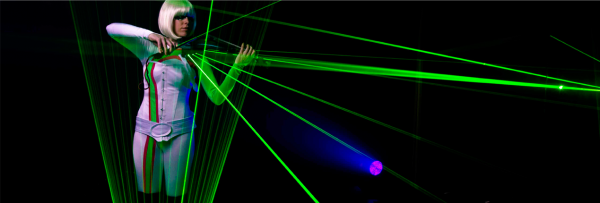 Laser Violinist Recommended Acts