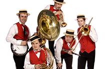 Dixieland Band Hire